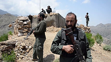 Afghanistan: Security forces take on Taliban in areas previously controlled by Islamic State