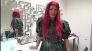 Жана Бергендорф за X Factor - Като две капки вода (26.05.2014г.)