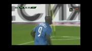 Левски победи Литекс с 2:0