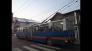 Тролейбус 2910 по линия 6 в София