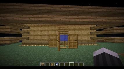 Minecraft - Как Да Си Направим Капан За Зомбита