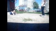 Shuffle vs Jumpstyle ( Battle )