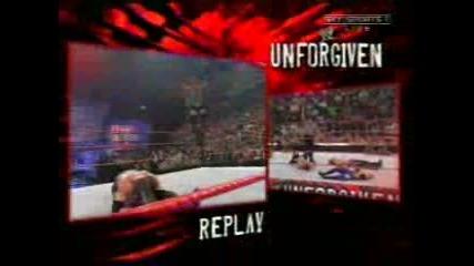 Wwe Unforgiven 2003 - Christian vs Jericho vs Rvd