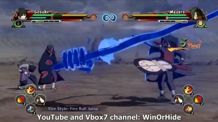 Naruto storm revolution 1440p Test