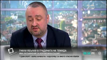 Тодоров: От 1 януари ще има нова система за разпределението на дела