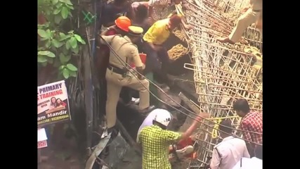 India: At least 17 dead, over 50 injured in Kolkata flyover collapse
