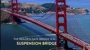 Как е построен моста Голдън Гейт