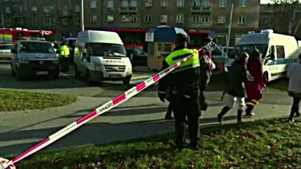 Нападателят от чешката болница се самоуби