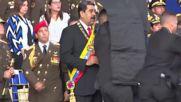 Венецуела: Николас Мадуро оцеля след опит за покушение