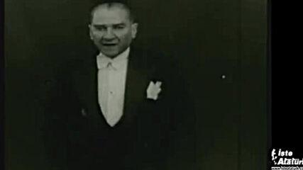Mustafa Kemal Ataturk ' Un Meclis Konusmasi 1 Kasim 1932 Yil ♥ Ben Turkum / Anne Turkiye ♥
