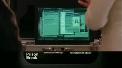 Prison Break 4.18 Promo