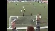 David Beckham 2 гола