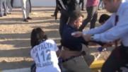 Десет ранени след експлозия в Анталия