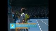"""Мъри и Сьодерлинг продължават напред на """"Australian Open"""""""
