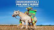 Major Lazer & Rudimental - Let Me Live feat. Anne-marie & Mr. Eazi