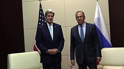 Laos: Lavrov and Kerry hold meeting during ASEAN forum