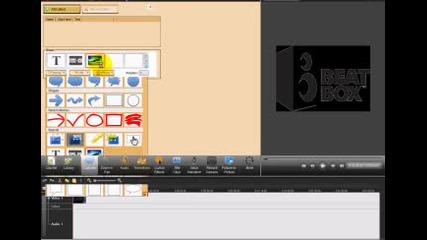 """Как да сложим """"logo"""" на camtasia studio 7"""