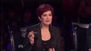 Момиче с талант изпълнява песен на Alicia keys (америка търси талант )