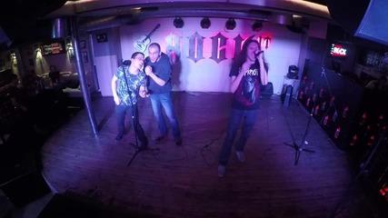 27.01.2015 - Dio, Bobi & Iordan - Metallica - Enter Sandman
