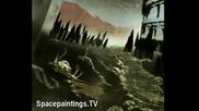 Колизеума - Картина Чрез Спрей