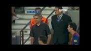 Жозе Моуриньо се подигра с Лионел Меси :d