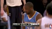 Lakers vs. Nuggets Hightlights 90:95