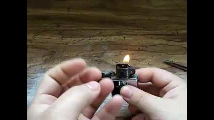 Урок: Трик със Запалка #7 Twilight Zone