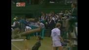 Wimbledon 1989 : Бекер - Едберг