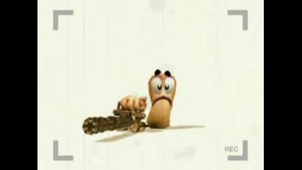 Worms - Експеримент На Оръжие