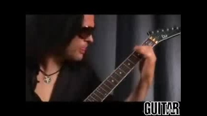 Abbath - Guitar Lessons - Tyrants & One By