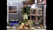 Бай Брадър Дебили еп.11 Господари на ефира 04 - 05 - 2010
