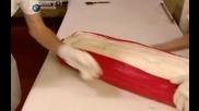 Как са го направили-бастунени бомбони