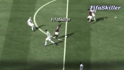 Fifa 11 Amazing Online Goals.skills Compilation!!