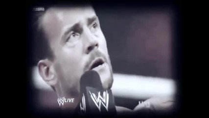 Wwe Wrestlemania 27 Randy Orton vs Cm Punk Promo hd