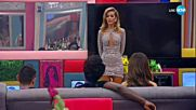 Енджи отговаря на неудобни въпроси - VIP Brother 2017