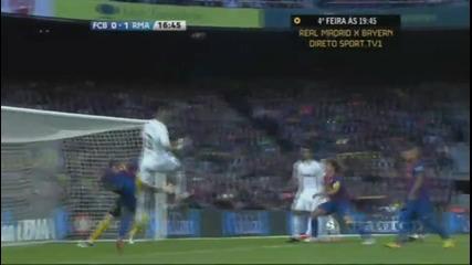 Барселона 1-2 Реал Мадрид 21.04.2012 !
