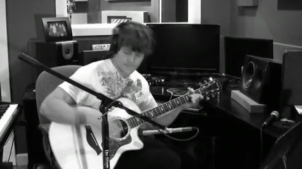 We Are The World 25 For Haiti - 2010 Remake - Michael Jackson (acoustic cover) - Tyler Ward and Crew