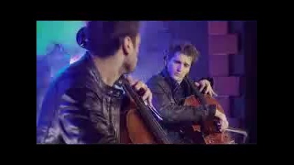 2cellos - The Trooper Overture [official Video]