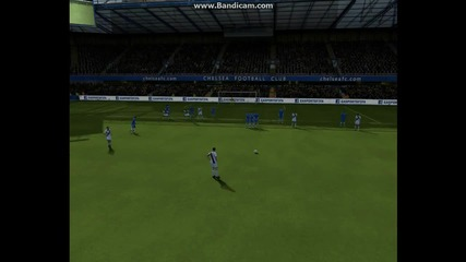 Fifa 14 - Frank Lampard vs Juninho {free kick Battle}
