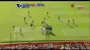 05.04 Манчестър юнайтед - Астън Вила 3:2 Кристиано Роналдо гол