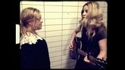 Lisa Miskovsky - Why Start A Fire acoustic version
