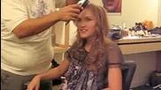 Emily Osments favorite Hannah Montana The Movie scene! (bop & Tiger Beat)