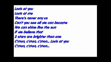Camp Rock - Two Stars Lyrics