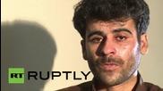 Syria: Captured ISIS combatants confess in Kobane