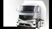 New Mercedes-benz Antos