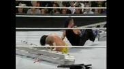 Wwe Summerslam 2009 - Cm Punk vs Jeff Hardy Tlc