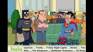 Family Guy - Mexican Superfriends