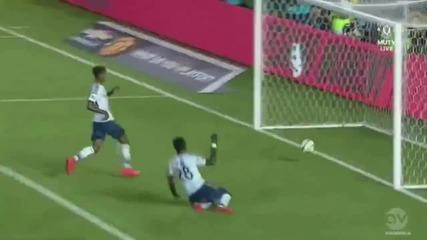 Голове и най-добри моменти в мача Ла Галакси - Манчестър Юнайтед