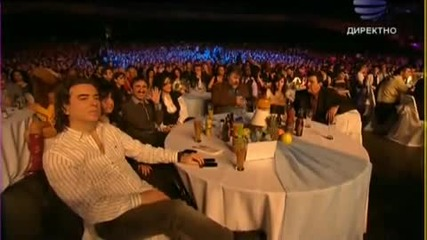 Andrea - S Teb Da Budem Pak [live at Planeta Tv Awards 2010]