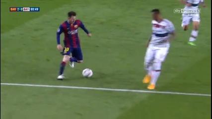 06.05.15 Барселона - Байерн 3:0 *шампионска лига*